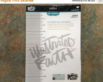 Save 10% on: Illustrated Faith - Be Bold Bible Mat for Bible Journaling, found at ByTheWell4God