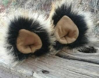 Critter clip on Ears