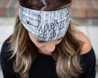 lyvfree Jersey headband/ fitness
