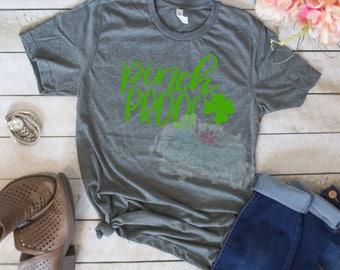 Short Sleeve Adult Crewneck Pinch Proof | St Patricks Day Shirt | Pinch Proof | St Patricks Day | St Pattys Day | St Pattys day Shirt