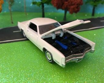 cadillac eldorado land yachts true 164 scale auto