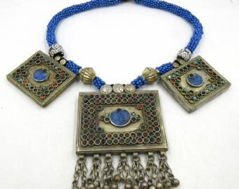 Exotic Mystical Shaman Necklace
