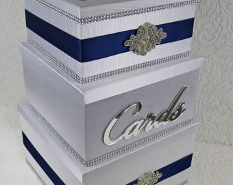 wedding card box, money box, custom card box, wedding card holder, card box, card box for wedding, wedding gift box, three tier card box