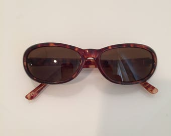 Vintage Brown Sunglasses