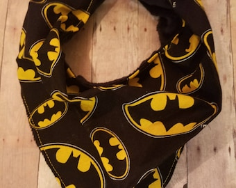 Batman Bandana Bib