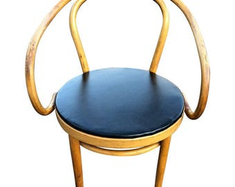 Vintage Thonet Bentwood Armchair