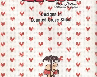 Ziggy cross stitch designs
