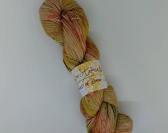 Forest of Dean Inspired Sock Yarn