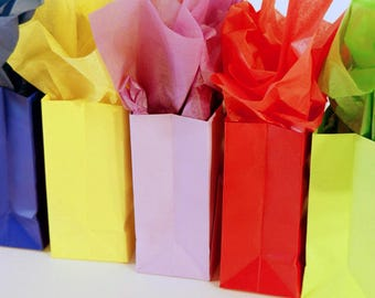 Tissue Gift Wrap (200) - Pick your colors - for gift wrapping and decorating