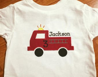 Boys Personalized T-Shirt