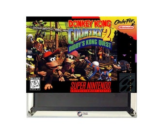 Donkey Kong Country 2 SNES Magnet