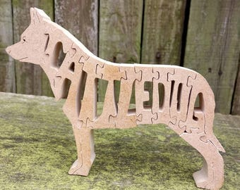 Australian cattle dog, Australian cattle dog gift. cattle dog ornament, cattle dog gift, wooden cattle dog, gift for dog lover