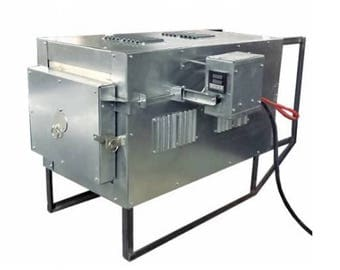 Two Position Programmable Kiln 20 Cubic Litre Chamber