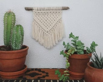Wall hanging Macrame wall hanging