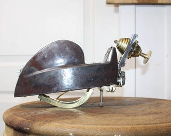 """lamp industrial """"outboard Hills"""" By Recyclhome."""