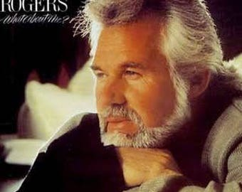 "Kenny Rogers - ""What About Me?"" vinyl"