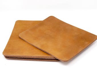 SUMMER CLEARANCE Travel Mouse Pad Mini Mouse Pad Leather Mouse Pad Leather Desk Pad Handmade Leather Mouse Pad Handmade Mobile Office