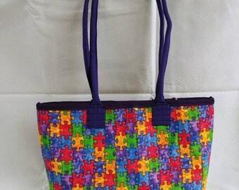 Autism purse