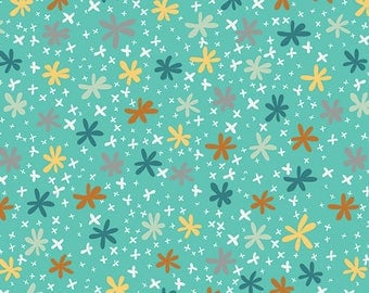 Art Gallery fabric - Nordika Sweetish Turquoise