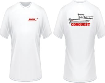 Boston Whaler Conquest One Window T-Shirt