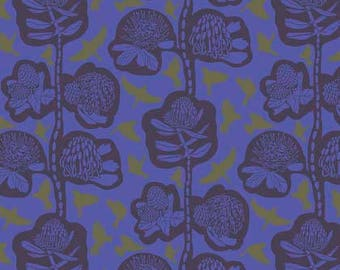 Sweet Dreams- Remains- Midnight- Anna Maria Horner- Free Spirit/Westminster Fabrics