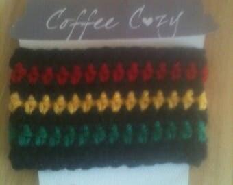 Rasta Cup Cozy