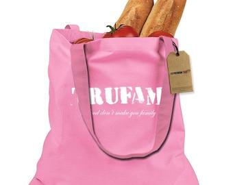 Trufam Shopping Tote Bag