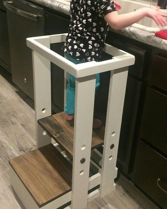 Safe Toddler Stool Child Safety Kitchen Stool Mommy S