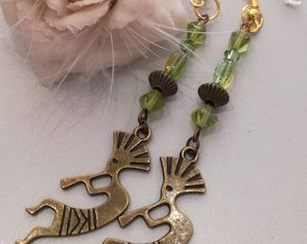 """tribal"" earrings"