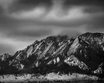 Boulder Flatirons - Kris Brovsky