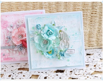 Unique Handmade Any Occasion Card For You Mint
