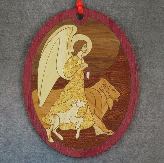 Angel Christmas Ornament Kit