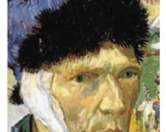 Van Gogh, Art Guide Book,Used Book, Art Paintings, Gift for Women, Gift for Men, Art Educational Book