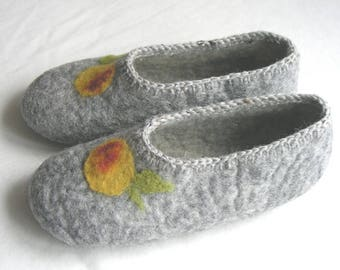 Felt shoes, slippers gr. 35/36