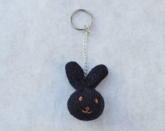 Plush Keychain bunnies color choice