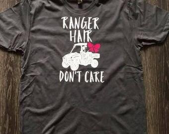 Ranger Hair Don't Care