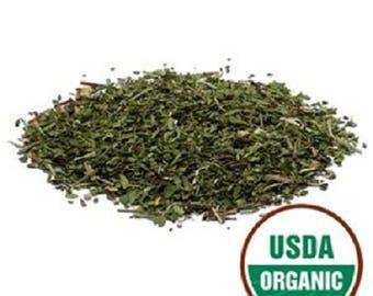 Feverfew Leaf, c/s Organic  1 oz