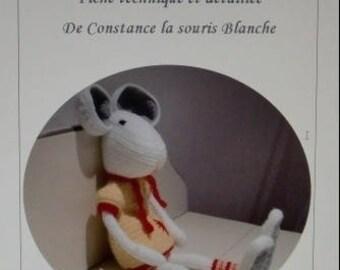 Fiche explicative constance white mouse