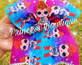 Lol surprise bows,lol surprise bow, lol surprise, lol surprise dolls,  cheer bows
