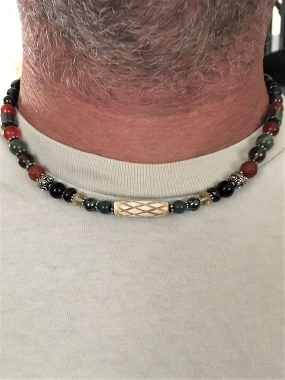 Men's Grounded Physical Health Root Chakra Health Sedona and Reiki charged, Charged, Metaphysical Jewelry, Masculine Health