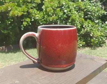Big Red Mug
