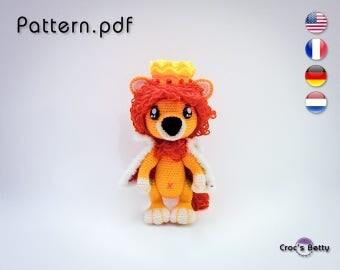 Pattern - O'Nil the Lion