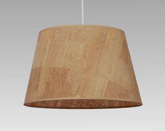 Lampshade cork individual size