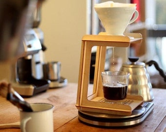 C for Cone - Pourover Coffee Stand