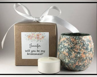 Wedding party favors etsy bridesmaid proposal gift bridesmaid gift ideas wedding party gifts wedding party favors junglespirit Image collections