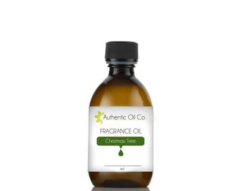 Christmas Tree fragrance oil concentrate for soap bath bombs and candles cosmetics