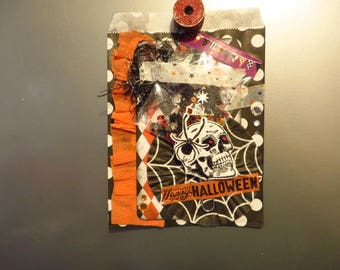 Halloween Pocket Bag