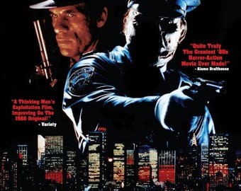 Summer Sale Maniac Cop 2 Movie POSTER (1990) Slasher/Thriller
