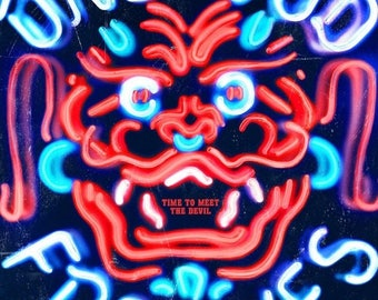 Back to School Sale: ONLY GOD FORGIVES Movie Poster Ryan Gosling