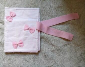Pink 2 children's health book
